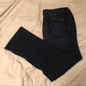 Seven for all mankind slim  boot cut Jeans